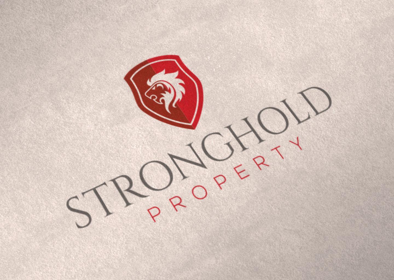 Stronghold Property logo