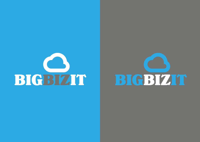 BigBizIT rebrand logo options