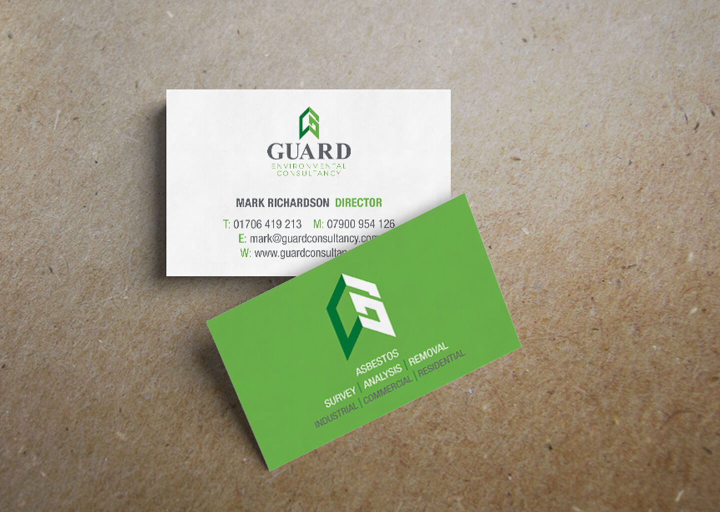 Guard Environmental Consultancy logo - another great logo from ...
