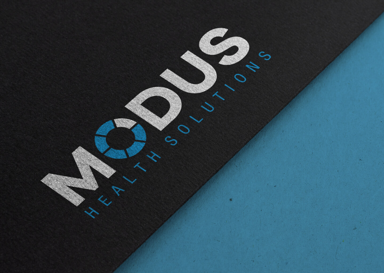 Modus logo design