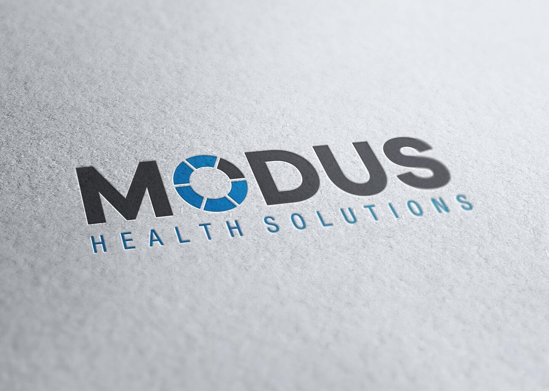 Alternative logo design for Modus
