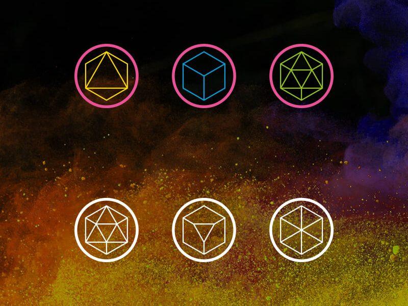 Icons for Youtopia branding
