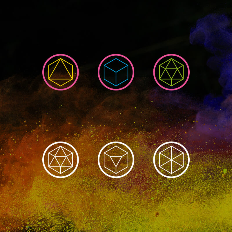 Icons for Youtopia branding