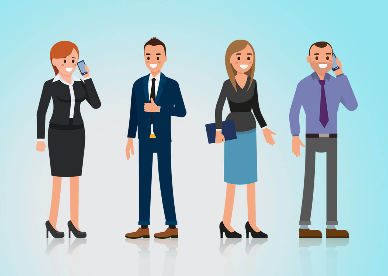 Staff avatars