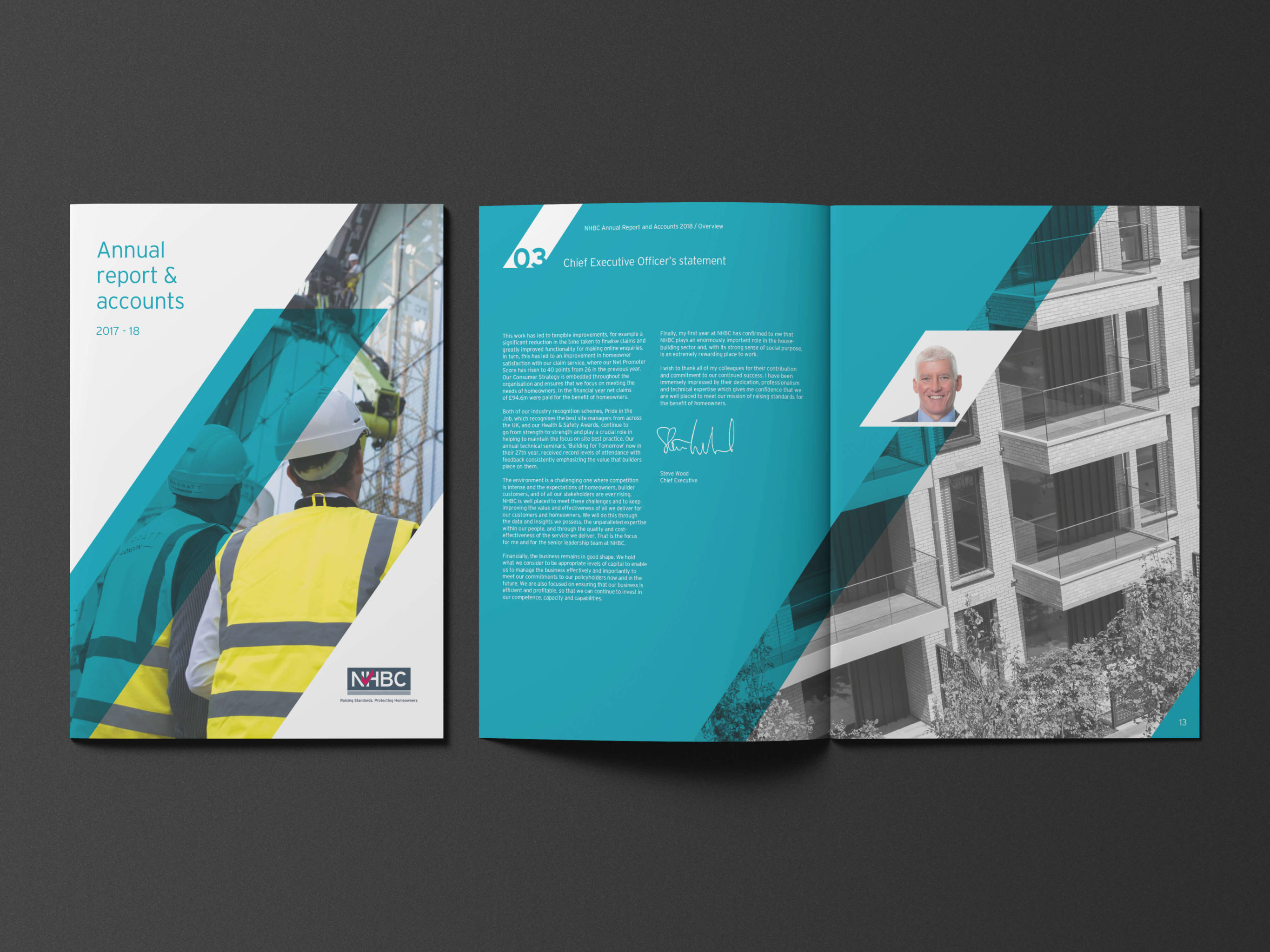 NHBC annual report